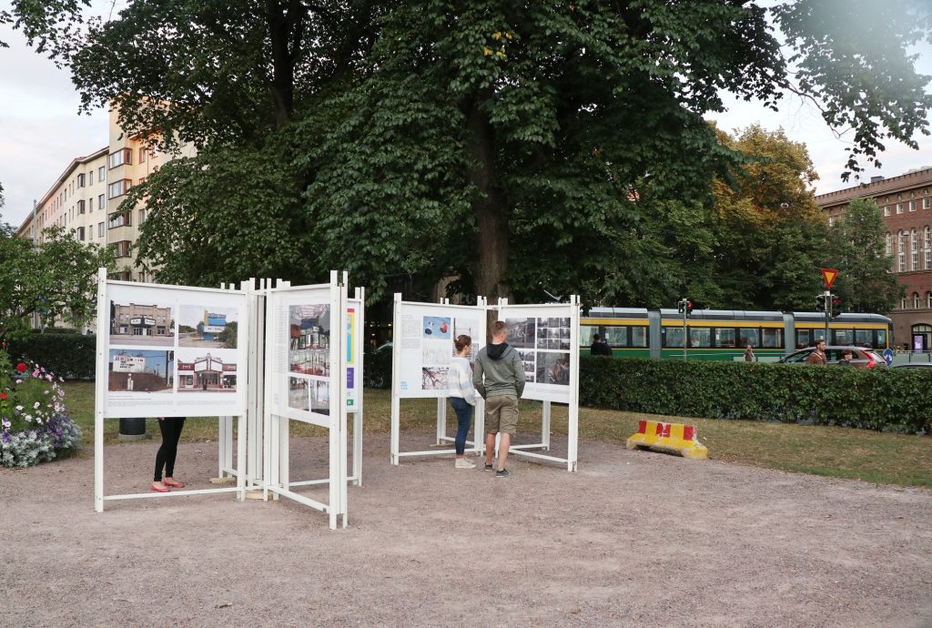 Helsinki Photo Festival 2019 | Outdoor Exhibition
